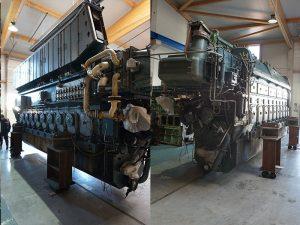 Rolls Royce Bergen - BRM-9